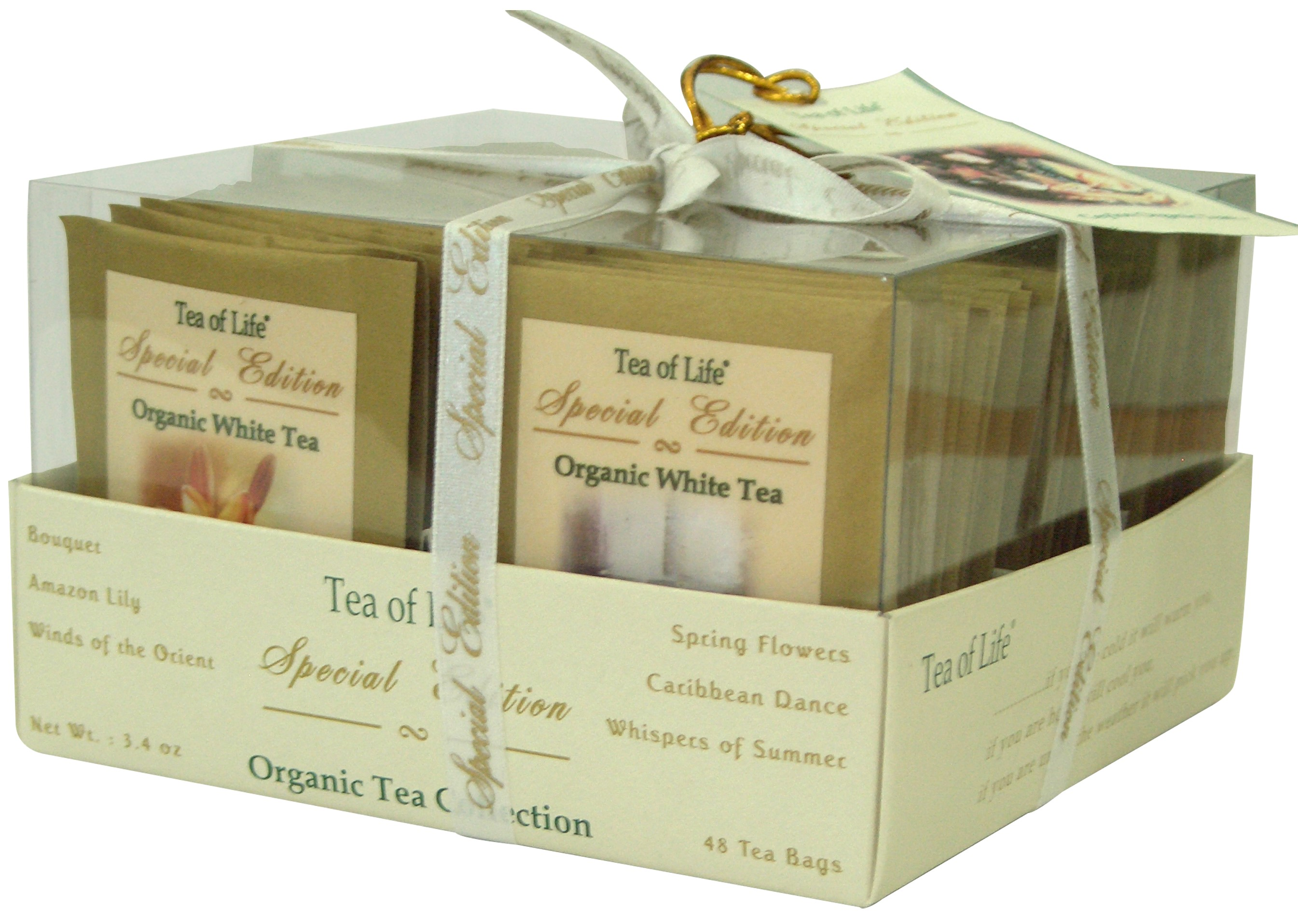 Organický čaj - ORGANIC TEA COLLECTION