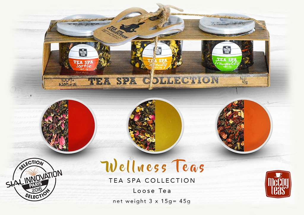 Zelený čaj TEA SPA COLLECTION