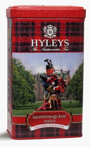 Černý čaj HYLEYS Scottish Pekoe Tea